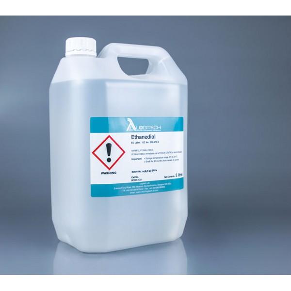 Ethane-Diol Polishing Fluid